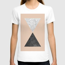 Geometric composition XIV T-shirt