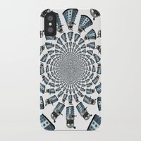 dalek iPhone & iPod Cases featuring Dalek by Natasha Lake