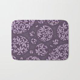 Fantasia Lavender Bath Mat