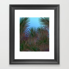 Cool In the Jungle Framed Art Print