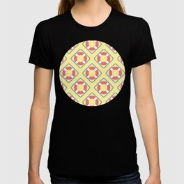 Lifesaver Pattern T-shirt