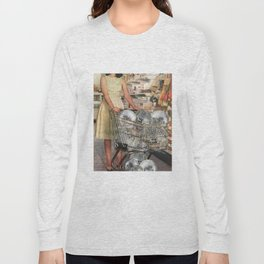(Disco)unt Supermarket Long Sleeve T-shirt