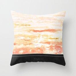 Somnium Throw Pillow