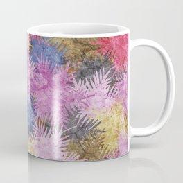 Tropical Fan Palm Paradise – Colorful #06 Coffee Mug