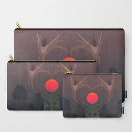 The last elk hunter Carry-All Pouch