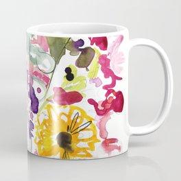 Jim Dandy Farm Flowers Coffee Mug
