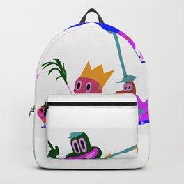 LE ROI PETIT POIS PART 1 Backpack