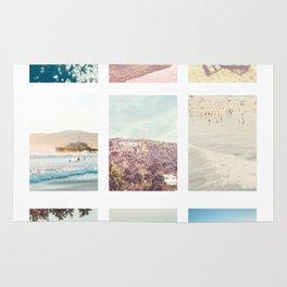 California Dream 9UP 9 Print Rug