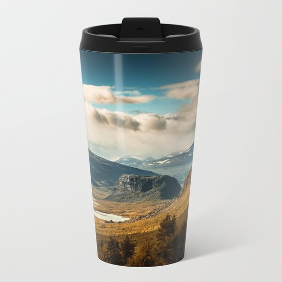 So Far Gone Metal Travel Mug
