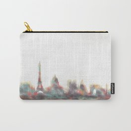 Paris Skyline Carry-All Pouch