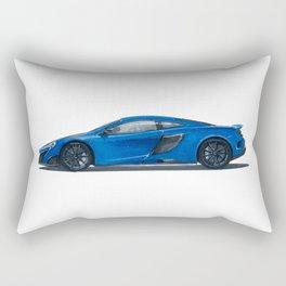McLaren 675LT. Rectangular Pillow