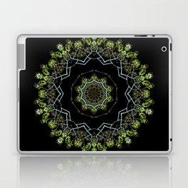 Neon Tree Mandala 2 Laptop & iPad Skin