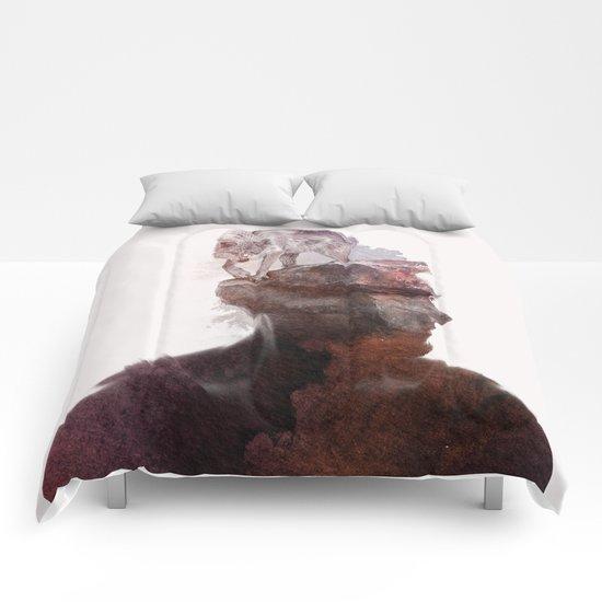 Inner wildness Comforters