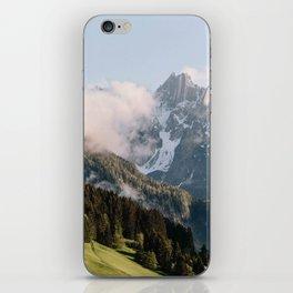 Berchtesgaden Alps  iPhone Skin