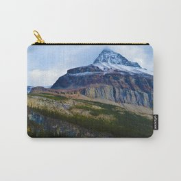Highest Mountain in the Canadian Rockies; Mount Robson Carry-All Pouch