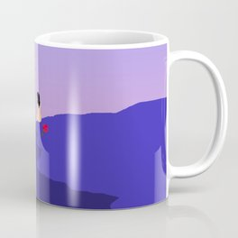 Cliff//Rose Coffee Mug