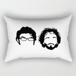 Flight of the Conchords Rectangular Pillow
