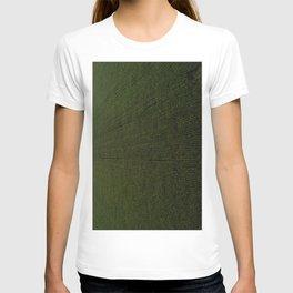 Rural Corn Fields T-shirt