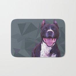 Boss Dog Bath Mat