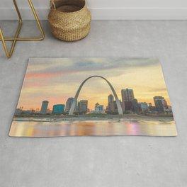St Louis - USA Rug