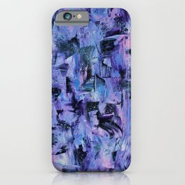 My world is made of fairy tales and dreams iPhone Case