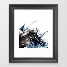 O Chaos Framed Art Print