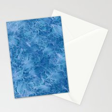 Frozen Leaves 18 Stationery Cards