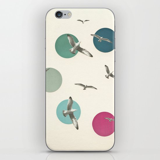 Circling iPhone & iPod Skin