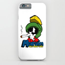 Marvin The Martian iPhone Case