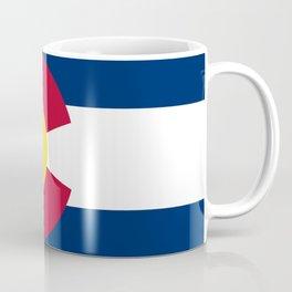 Colorado Flag Coffee Mug