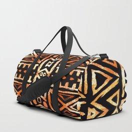 African print Duffle Bag