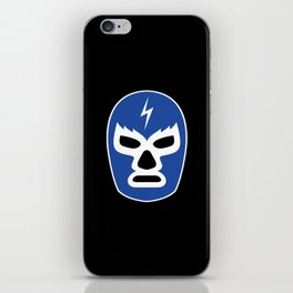 Lucha Libre Thunder iPhone Skin