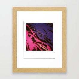 Early 90's Framed Art Print