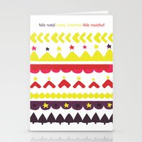 the xx Stationery Cards featuring xx by Marcela Homrich