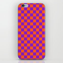 Checkered Pattern VIII iPhone Skin