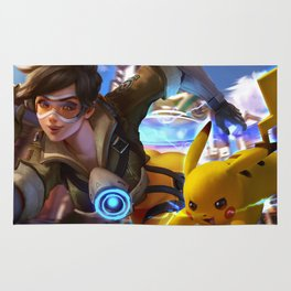 Tracer crossover Rug