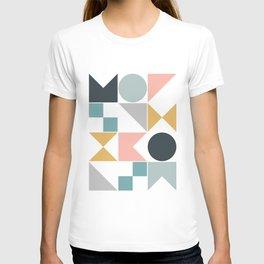 Modern Geometric 08 T-shirt