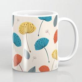 Dandelions in the wind Coffee Mug