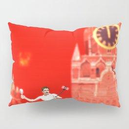 SquaRed: Fireworks Pillow Sham