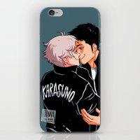 johannathemad iPhone & iPod Skins featuring daisuga by JohannaTheMad