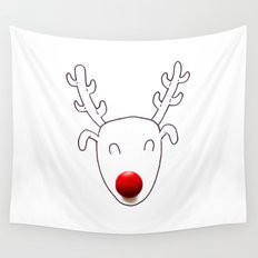 Rudolph Wall Tapestry
