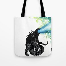 Urban Monster Tote Bag