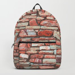 Brick Wall (Color) Backpack