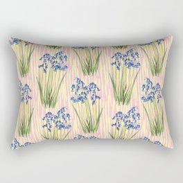 Bluebell Meadow Rectangular Pillow