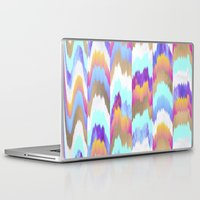 glitch Laptop & iPad Skins featuring Glitch by Elisabeth Fredriksson