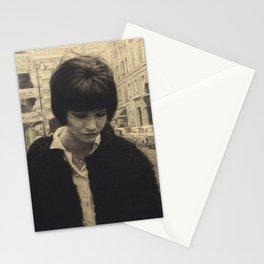 Anna Karina (Vivre Sa Vie) Stationery Cards
