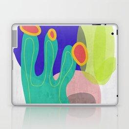 Spring Vibes #buyart #abstractArt Laptop & iPad Skin