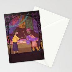 Silk Trade Stationery Cards