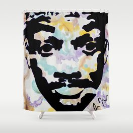 THE FRESH PRINCE Shower Curtain