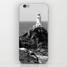 La Corbiere Lighthouse, Jersey. iPhone & iPod Skin